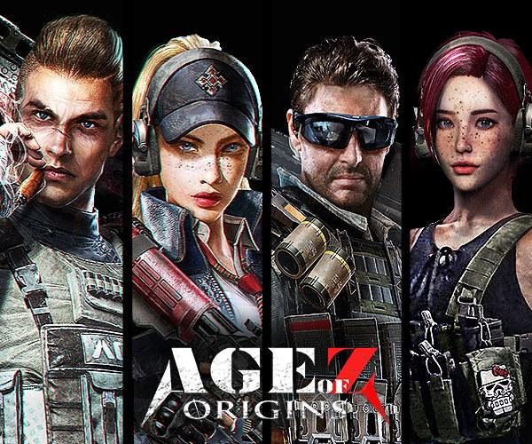 Age of Z(エイジ オブ ゼット)